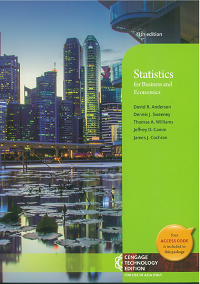 (43-x)Statistics for Business and Economics (13/e)